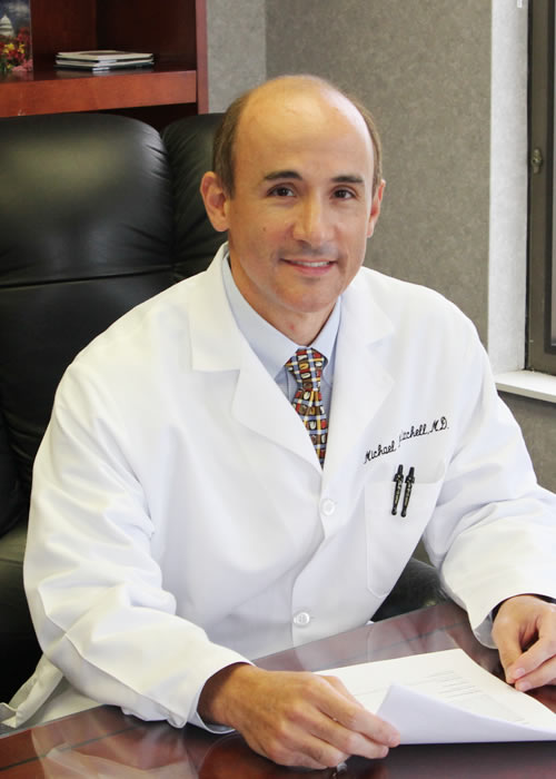 Michael Mitchell, MD